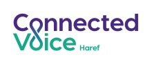 Connected Voice Haref logo