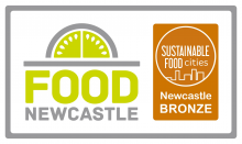 Food Newcastle / Sustainable Food Places Bronze Award City Status