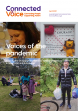 Voices of the Pandemic cover